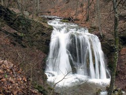 Водопад Головкинского. Алушта
