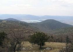 Байдарская долина. Севастополь.