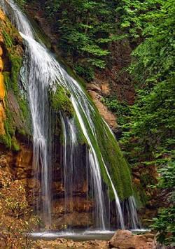 Водопад Джур-Джур. Алушта.
