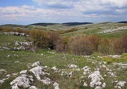 Караби-Яйла. Крым, Горный Крым, Белогорск