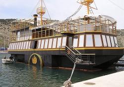 Балаклавская бухта. Балаклава