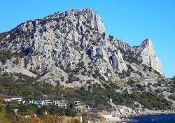 Гора Кошка. Симеиз.