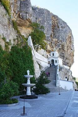 Успенский монастырь. Бахчисарай.