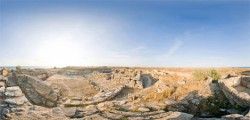 Древнее городище Беляус —