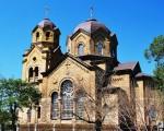 Церковь святого пророка Илии. Евпатория