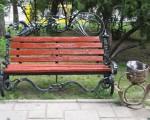 Парк кованых фигур (сквер Дыбенко) в Симферополе —