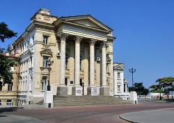 Дворец детства и юности. Севастополь