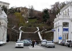 Синопская лестница. Севастополь.