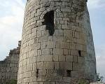 Сюйреньская крепость. Бахчисарай.