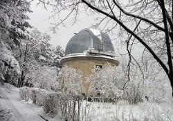 Крымская астрофизическая обсерватория. Бахчисарайский район.