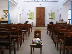 Главная (Купеческая) синагога Евпатории. Евпатория —
