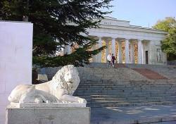 Графская пристань. Севастополь.