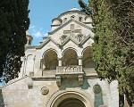 Армянская церковь в Ялте. Ялта. . Армянский храм в Ялте. Алтарь