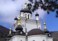Церковь Воскресения Христова. Форос.