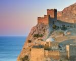 Туристско-Оздоровительный Комплекс «Судак» – Судак Крым